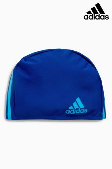 Adidas 3-Stripe Swimming Cap