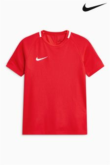 Nike Red Dry Academy Football Top