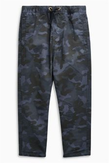Lined Pull-On Joggers (3-16yrs)