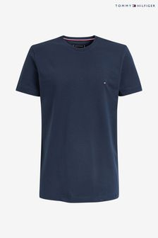 Tommy Hilfiger Navy New Stretch T-Shirt