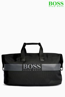 Hugo Boss Green Black Holdall