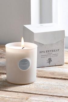 Spa Retreat Candle
