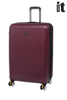 IT Luggage Wheelock Expander Suitcase Large