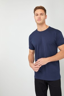 Roll Sleeve T-Shirt