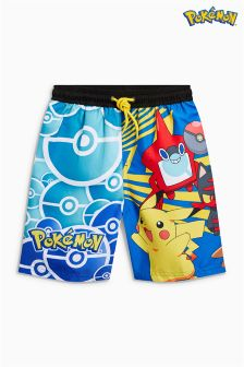 Pokémon™ Swim Shorts (3-12yrs)