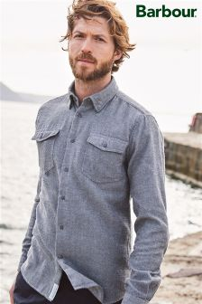Barbour® Grey Bow Shirt