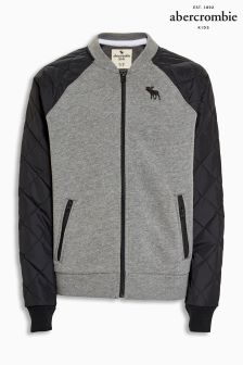 Abercrombie & Fitch Raglan Bomber Jacket