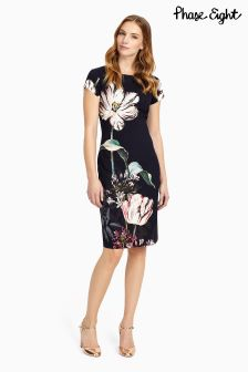 Phase Eight Multi Marguerite Print Dress