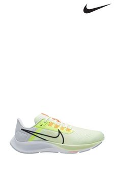 French Connection White Big Dot Short Sleeve Shirt