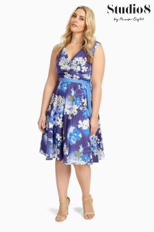 Studio 8 Blue Charlene Dress