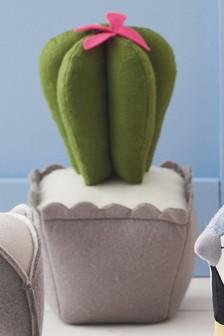 Cactus Doorstop