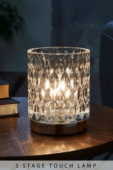 Cleo Touch Table Lamp