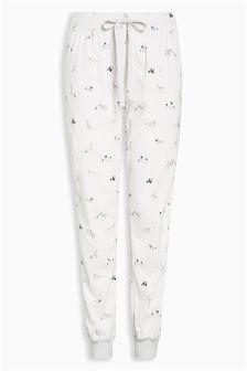 Cosy Jogger Pyjama Bottoms