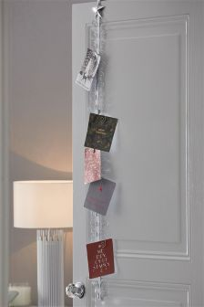 Over The Door Star Card Holder