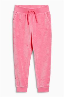 Velour Joggers (3-16yrs)