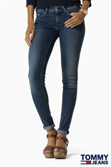 Tommy Hilfiger Denim Blue Sophie Jean