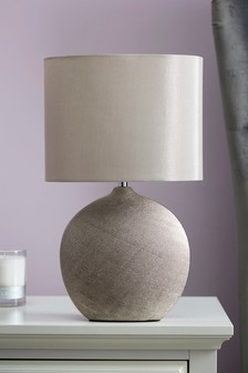 Small Glimmer Touch Table Lamp