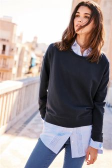 Shirt Layer Sweater
