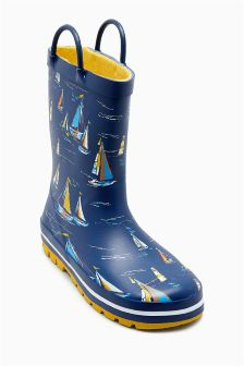 Yacht Wellies (Younger)