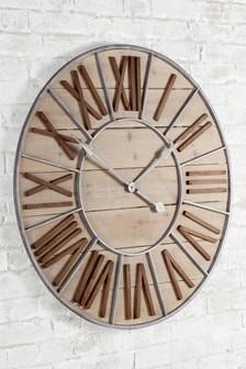 Large Salvage Clock