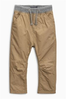Lined Rib Waist Trousers (3-16yrs)