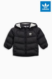 adidas Originals Infant Black Padded Jacket