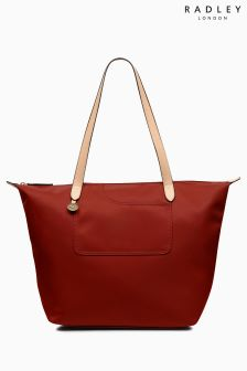 Radley Red Pocket Essentials Tote Bag