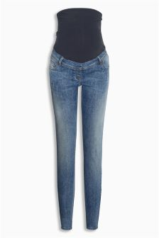 Maternity Skinny Jeans | Comfortable Maternity Skinny Jeans | Next