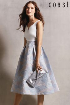 Cream Coast Alessia Dress