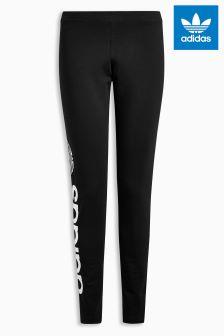 adidas Originals Black Linear Legging