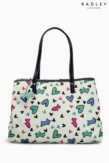 Radley® Print Love My Dog Large Tote Bag