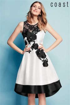 Coast Mono Marla Artwork Dress