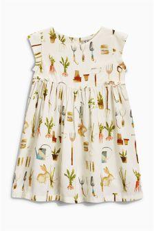 Garden Print Dress (3mths-6yrs)