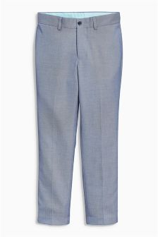 Denim Chambray Suit