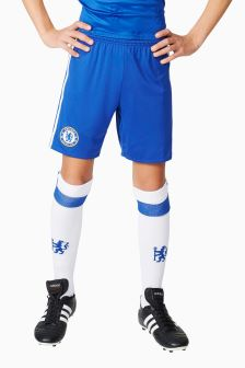 adidas Chelsea FC 2016/17 Home Replica Short