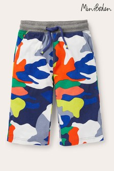 Camouflage Abercrombie & Fitch Cargo Short