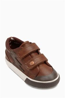 Touch Strap Shoes (Younger Boys)