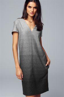 Grey Ombre Dress