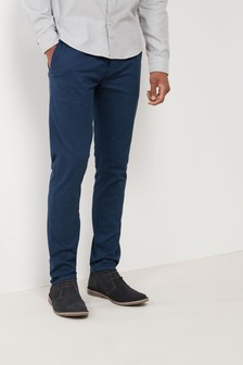 "The Best Men's Chinos You Can Buy In John Lewis and Next. ""For a sharp but casual approach, wear them with a layered top half – T-shirts, overshirts, bomber jackets. But if the."
