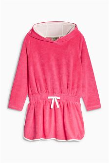 Towelling Dress (3-16yrs)