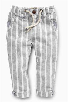 Neutral Stripe Trouser (3mths-6yrs)