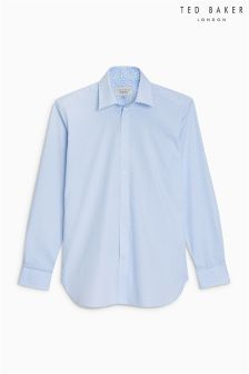 Ted Baker Blue Navid Endurance Timeless Shirt