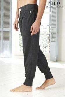 Charcoal Ralph Lauren Cuffed Lounge Pants