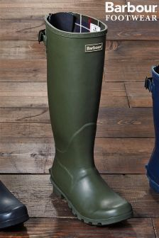 Barbour® Olive Tall Jarrow Wellington Boot