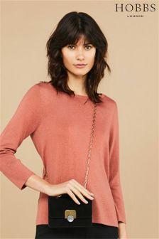 Hobbs Pink Lorna Sweater