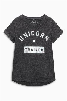 Unicorn Trainer T-Shirt (3-16yrs)