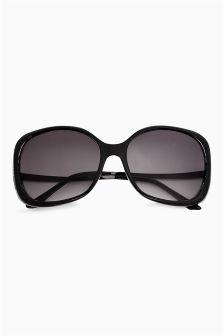 Medium V Arm Detail Sunglasses