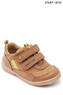 Start-Rite Brown Leo Shoe