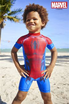 Spider-Man™ Sunsafe Suit (3mths-6yrs)