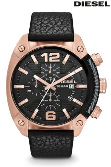 Diesel® Overflow Rose Watch
